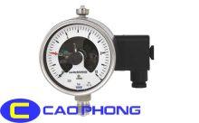 Đồng hồ đo áp suất WIKA loại 3 Kim