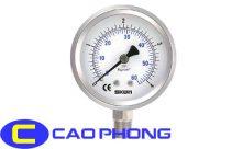 Đồng Hồ Đo Áp Suất SKON Model 421.23